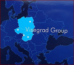visegrad_group_map