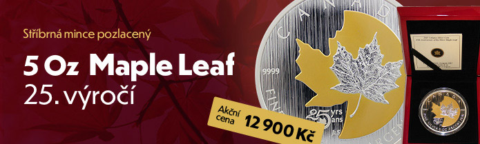 Maple Leaf 5 Oz