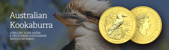 Kookaburra 30. výročí