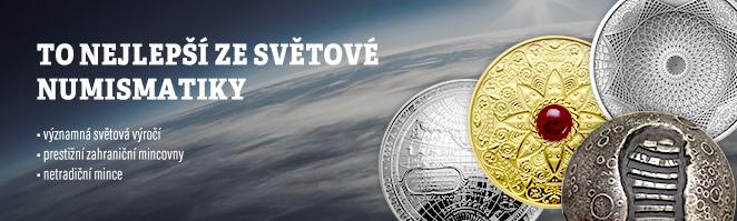 Světová numismatika