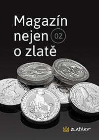 Magazín nejen o zlatě leden únor 2020