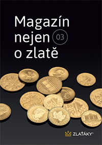 Magazín nejen o zlatě březen duben 2020