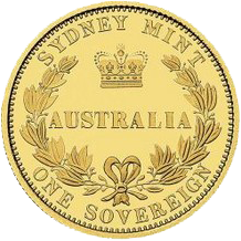 2005 Commemorative Proof Sovereign