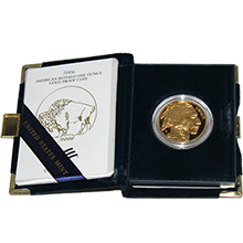 Zlatá mince American Buffalo 1 Oz 2006 Proof