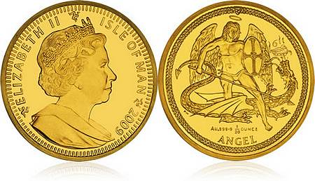 2009-Isle-of-Man-Christmas-Angel-Gold-Coin