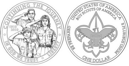 2010-Boy-Scouts-of-America-Centennial-Commemorative-Coin-Design