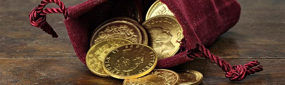 Investiční zlato - Oznámení