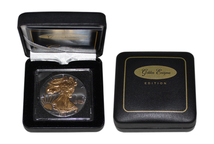 stribrna_ruthenium_mince_american_eagle_golden_enigma_2016_1oz