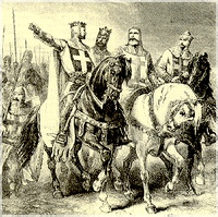 Godfrey_of_Bouillon_and_leaders_of_the_first_crusade