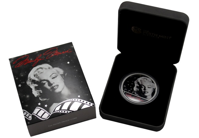 marylin_monroe_stribrna_mince_1_oz_proof_2012_box