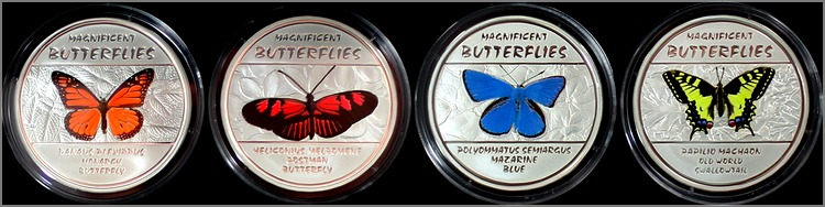 sada_stribrnych_minci_magnificent_butterflies_2014_proof