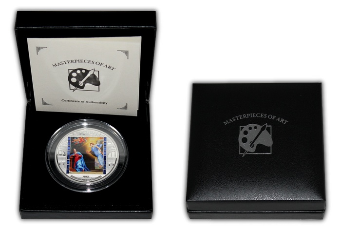stribrna_mince_3oz_champaigne_annunciation_2014_proof_box
