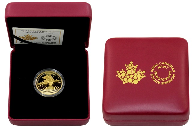 zlata_mince_1oz_maple_leaf_reflection_2015_proof_box