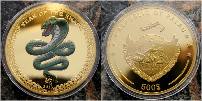 zlata_mince_year_of_the_snake_5oz_palau_2013_proof